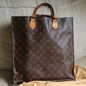 Vintage Louis Vuitton Handbag with Dustbag